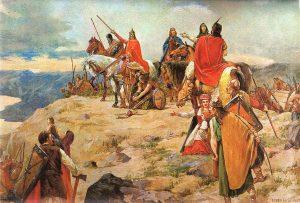 Dolazak Hrvata na Jadran