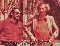 Prijatelji u dobru i zlu – Bušići, Zvonko i Bruno