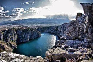 Opojna ljepota Bruninog zavičaja - Modro jezero kod Imotskog