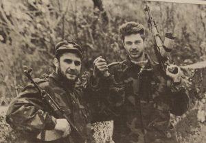 Brački branitelji, Izvor: Slobodna Dalmacija