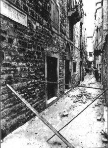 Dioklecijanova ulica, Izvor: Slobodna Dalmacija