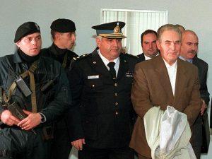 Izručenje Dinka Šakića 1998.