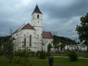 Obnovljena župna crkva u Voćinu