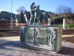 Spomenik voćinskim žrtvama Domovinskog rata