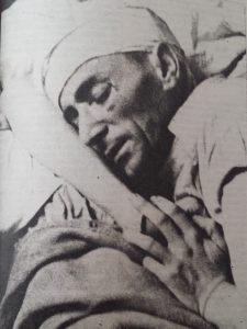 Posljednja fotografija ranjenog Jure Francetića