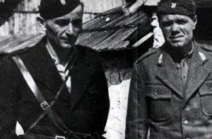 Jure Francetić i Rafael Boban