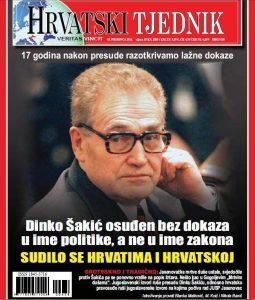Hrvatski tjednik, 15.12.2016.