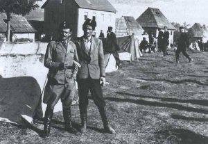 Franjo Sudar na Kupresu