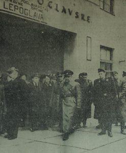 Ante Pavelić u Lepoglavi