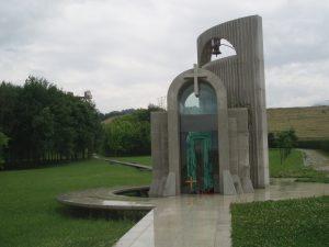 Spomen-park Teharje (Celje), snimila: Blanka Matković, 7.6.2008.