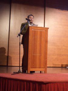 Don Josip Dukić na predstavljanju knjige u Splitu