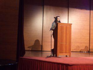 Blanka Matković na predstavljanju knjige u Splitu