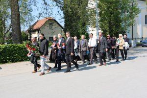 General Željko Glasnović, Zorica Gregurić, Mirna Sunić Žakman, Tomislav Sunić, Ivan Pandža, Stipo Pilić i ostali uzvanici