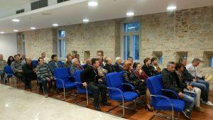 Promocija knjige u Sinju, Photo: Ferata.hr