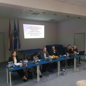 Predstavljanje u Zagrebu