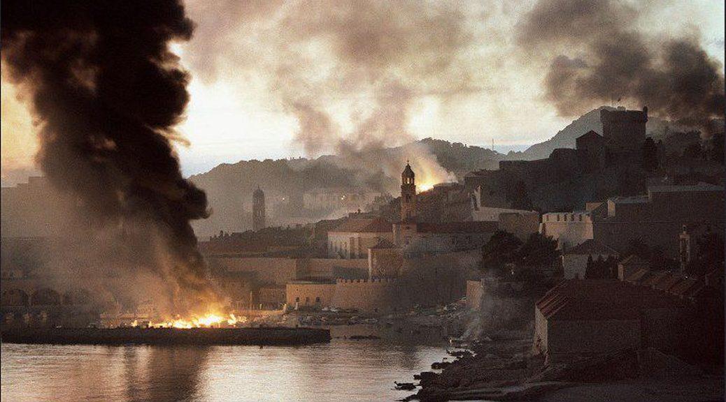 Dubrovnik gori