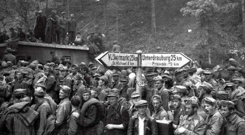 Bleiburg 1945. Križni put